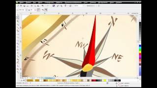 Как искажать рисунки в CorelDRAW X6(Видео урок расскажет о том, как искажать объекты с помощью новых инструментов CorelDRAW X6 -- «Мастихин» и «Воронк..., 2012-09-28T07:50:23.000Z)