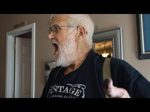 ANGRY GRANDPA - THE SHERWIN WILLIAMS FREAKOUT!