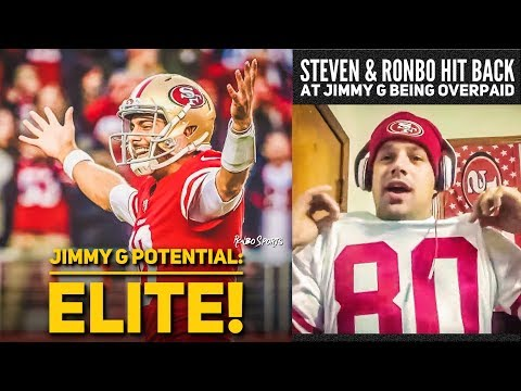 49ers Jimmy Garoppolo Over Paid? FA Josh Sitton, Doug Martin, Potential Trade For Marcus Peters