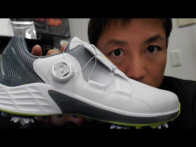 adidas golf ZG 21 BOAアディダスの最新シューズ!【毎日LIVE77日目】
