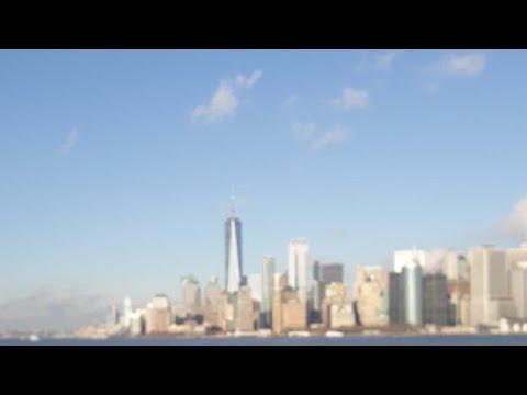مباشر من نيويورك: جولة إلى تمثال الحرية