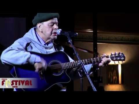 Willie Dunn at the CNACA Festival 2013