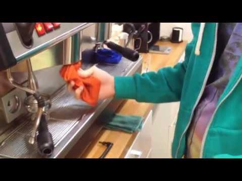 Говорим о кофе. Nuova Simonelli Appia 2gr