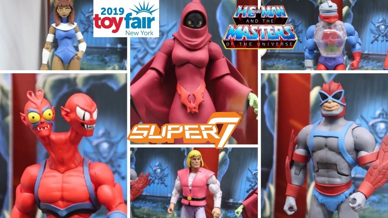 MODULOK Club Grayskull WAVE 4 Masters Of the Universe Classics personaggio SUPER 7