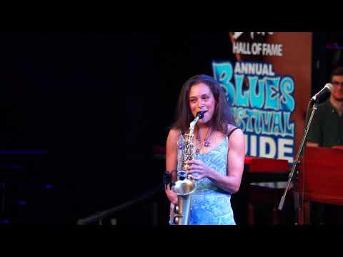 """Vanessa Collier Band on LRBC #34: """"Love Me Like a Man"""" (Chris Smither)"""