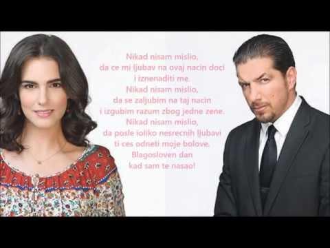 Fainal & Shako - Nunca Pense (Serbian Lyrics)