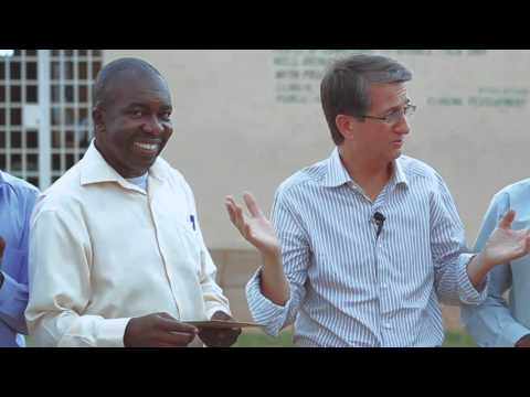 A Health eVillages and Lwala Community Alliance Milestone