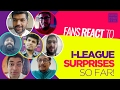 FANS SPEAK UP | Rollercoaster of an I-league season!
