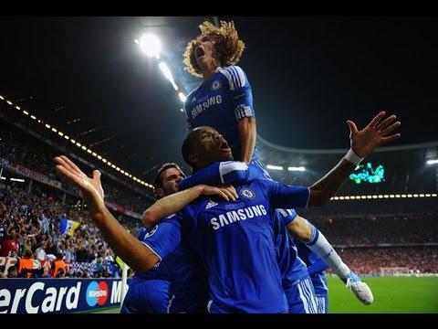 Bayern Munich vs Chelsea 1-1 (3-4) Highlights (UCL Final) 2011-2012