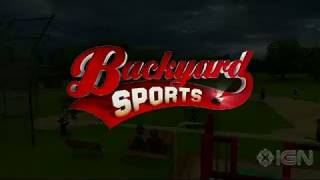 Backyard Sports: Sandlot Sluggers Xbox 360 Trailer -