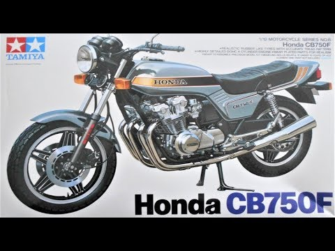 Honda Cb 750 F Tamiya 14006 Spielzeug Fahrzeuge sumicorp.com