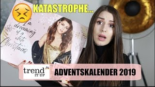 Katastrophe  😫 TREND IT UP Adventskalender 2019 macht mich SAD 😭