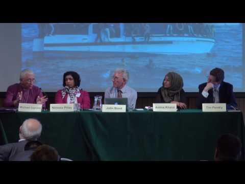 Middle East Migration Crisis - Creative Responses Amongst Host Communities