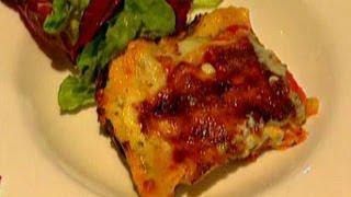 Roasted Vegetable Lasagna Recipe