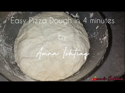 easy-pizza-dough-recipe-(home-made)-|-basic-ingredients-😍