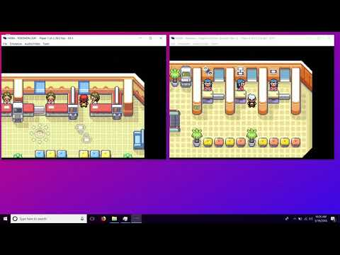 How to Fix the `Link/Communication Error` for Gen III Pokemon (MGBA) by  Piecemeal