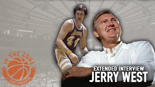 'In the Zone' with Chris Broussard Podcast: Jerry West (EXTENDED INTERVIEW) - Episode 28   FS1
