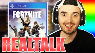 REALTALK - FORTNITE RTC #33 ScorpioPlayz