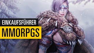Einkaufsführer Online-Rollenspiele | Dİe derzeit 10 besten MMORPGs (Stand: Juni 2020)
