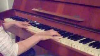 Full Moon Sonata Arctica piano version
