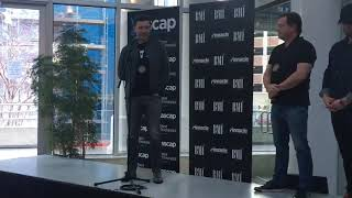 Scotty McCreery Celebrates 'This Is It' Going Number One