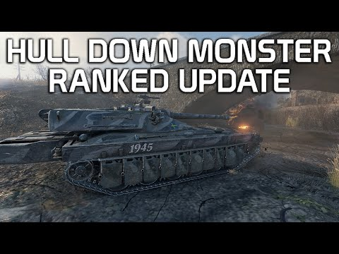 Hull Down MONSTER also Ranked Status Update!