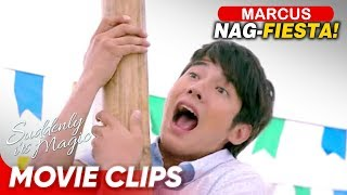 (2/8) Marcus experiences Filipino culture! | 'Suddenly It's Magic' | Movie Clips