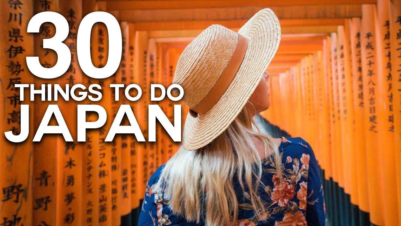 30 Best Things to do in Japan + Top 10 Ranked | WATCH BEFORE YOU GO