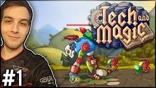 VEIGAR ZMIENIŁ ZAWÓD! - Tech and Magic #1