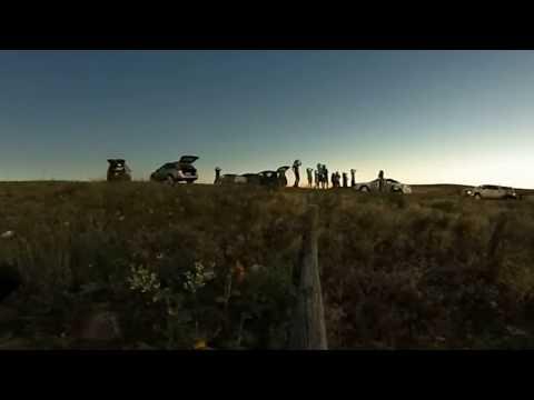 [360][VR] Total Solar Eclipse 2017 – Nebraska – [Short Version]