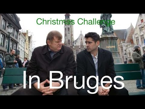 Christmas Challenge Film #17 - In Bruges Travel Video