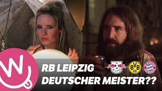 Bayern, Dortmund und RB Leipzig gehen zur HELLSEHERIN
