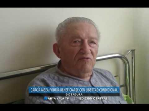 García Meza podría beneficiarse con libertad condicional- 23 sep 2016