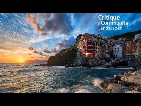 Critique the Community Episode 23 - Landscape Photography