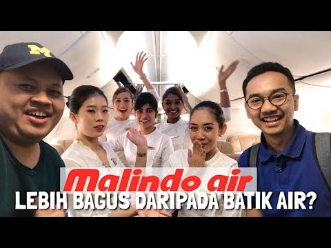 MALINDO AIR Jakarta To Kualalumpur OD317 Flight VLOG Feat. Rahmat Dhani