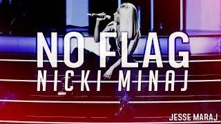 Nicki Minaj - No Flag (Verse - Lyrics Video)