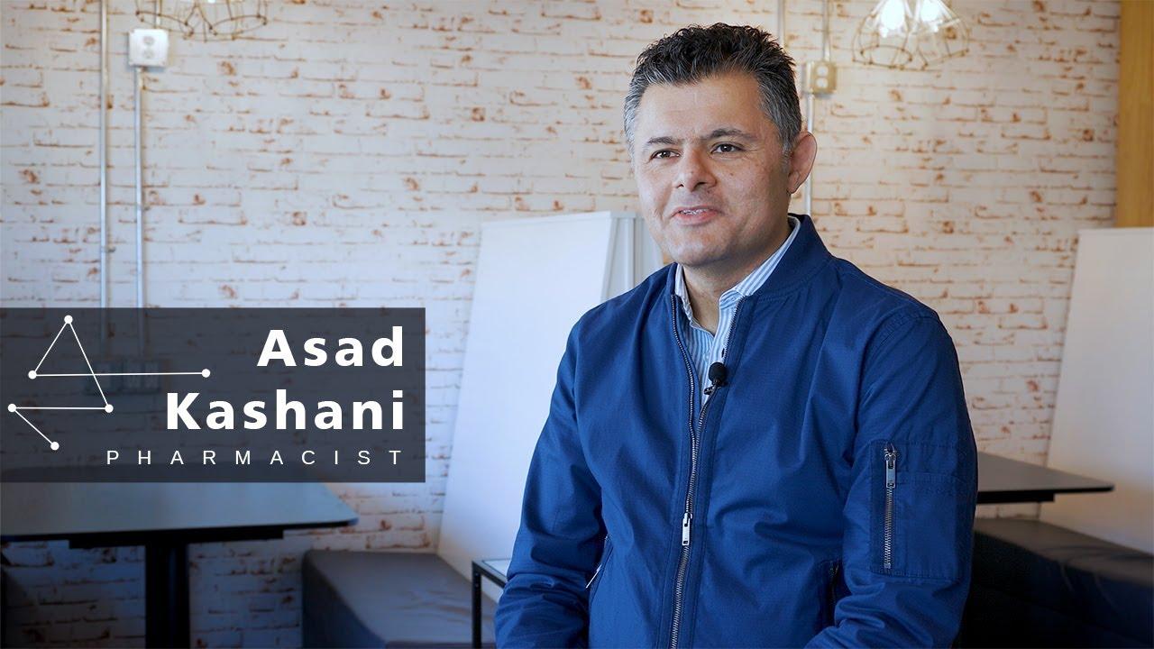 Pharmacist - Asad Gavahi Kashani. Questions To Professions