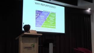 Drug Re-purposing - new uses for old medicines - Dr Reena Ghildyal, University of Canberra