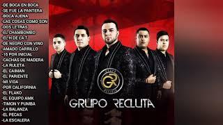 Mix De Puras Canciones De Grupo Recluta...