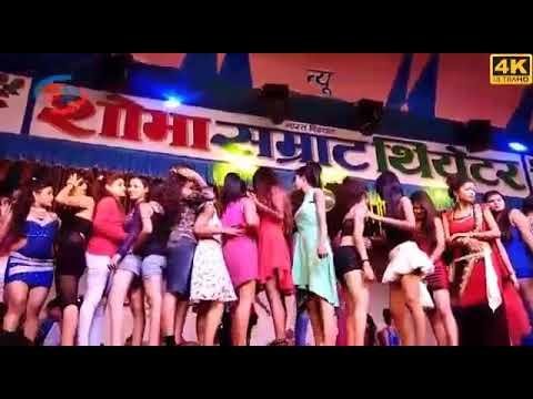 Superhit Arkesta stage show Shiva number 1 binaka Arkestra number 1