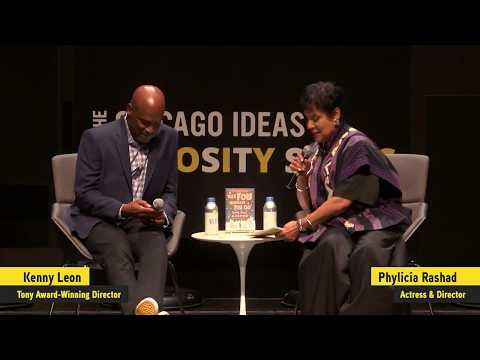 Kenny Leon and Phylicia Rashad on the Stories that Shaped Their Careers