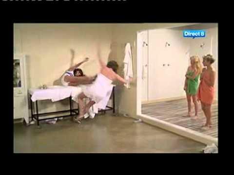 amazing women catfight in a shower.mpg
