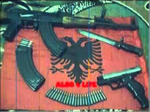 Albanische Mafia
