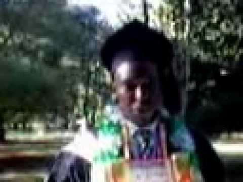 Ngotho's graduation at Nairobi Arboretum