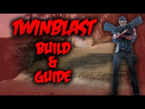 Paragon Twinblast Build & Guide - MONOLITH MONSTER!