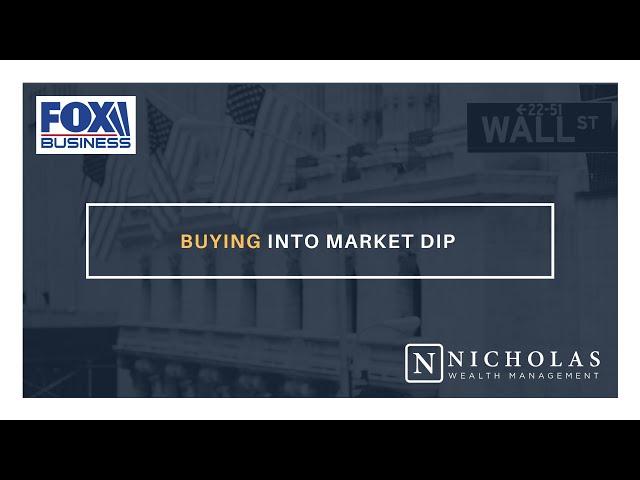 Buying Into Market Dip