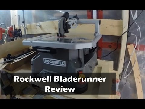 Rockwell Bladerunner Review Youtube