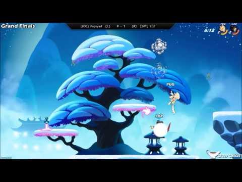 GCNI001 - [BOO] Pugsyxd (Asuri, Barraza) Vs. [SKY] LDZ (Koji) - Grand Finals - Brawlhalla