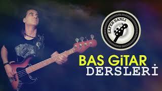 Zafer Şanlı Bas Gitar Dersleri Stiller Pop 1 110 Bpm