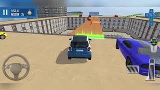 City Driver:Roof Parking Challenge/Android Araba Oyunları/Android Car Games/Maşin maşın машина